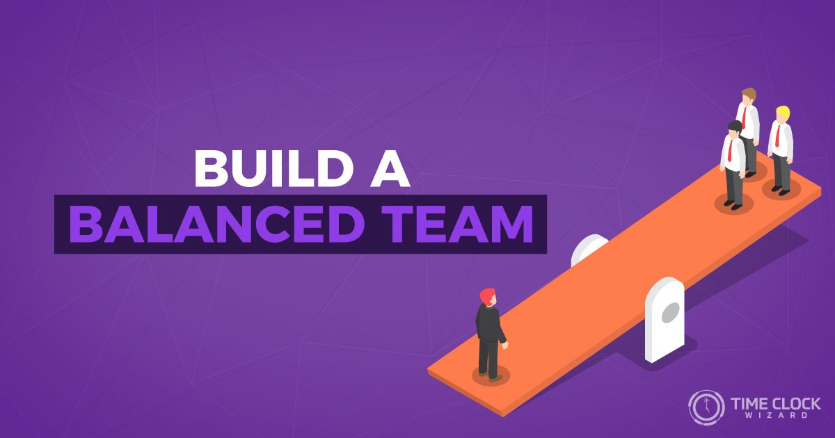 Build a Balanced Team