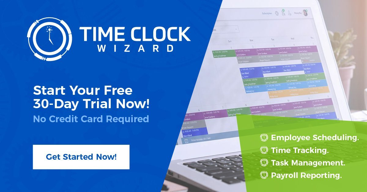 Employee Time Tracking, Scheduling, Payroll & More.